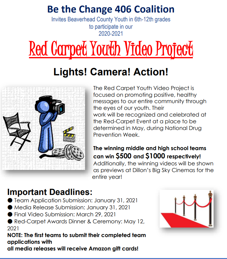 Red Carpet Youth Video Project